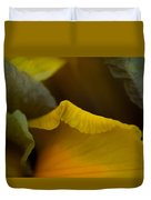 Dutch Iris Bronze Beauty 2 Duvet Cover