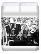 Dutch Manor  Duvet Cover