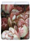 Dutch Tulips Dutch Tile Duvet Cover