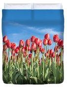 Dutch Tulips Second Shoot Of 2015 Part 10 Duvet Cover