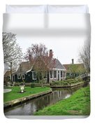 Dutch Village 2 Duvet Cover