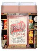 Dy-o-la Dyes Duvet Cover
