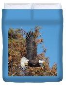 Eagle Banking Duvet Cover
