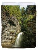 Eagle Cliff Falls Duvet Cover