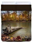 Eagle Creek Park Duvet Cover