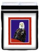 Eagle Eye Duvet Cover