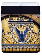 Eagle In The Middle Duvet Cover