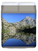 Eagle Lake Wilderness Duvet Cover