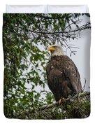 Eagle Feet Duvet Cover