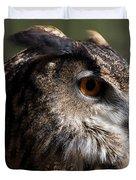 Eagle Owl 4 Duvet Cover