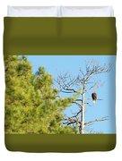 Eagle Perch Duvet Cover