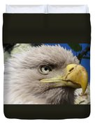 Eagle Wise Duvet Cover