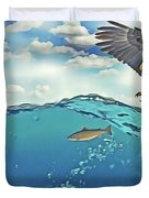 Eaglenfish Duvet Cover
