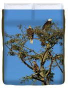 Eagles Duvet Cover