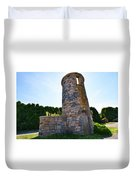 Earles Court Tower Duvet Cover