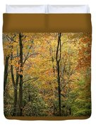 Early Autumn Duvet Cover