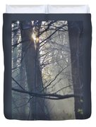 Early Morning Rays Duvet Cover
