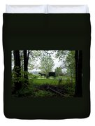 Early Spring Buggy Duvet Cover