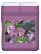 Early Spring Color Duvet Cover