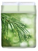 Early Spring Woodland Duvet Cover