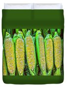 Ears Of Corn Duvet Cover