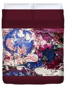 Earth, As Is 3 Duvet Cover