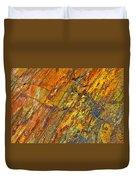 Earths Palette Duvet Cover