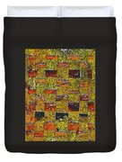 Earths Tapestry Duvet Cover