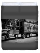 East Bound And Down Duvet Cover