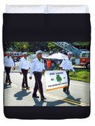 East Durham Volunteer Fire Company Inc 3 Duvet Cover