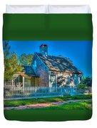 East Hampton Antique Cottage Duvet Cover