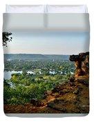 East Lake Winona Duvet Cover