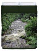 East Lyn River Duvet Cover