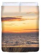 Easter Beach Light Duvet Cover