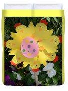 Easter Chick Decoration Duvet Cover