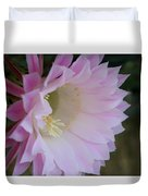 Easter Lily Cactus East 2 Duvet Cover