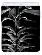 Easter Lily One Duvet Cover
