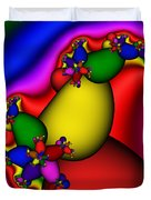 Easter Potatoes 207 Duvet Cover