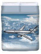 Eastern Air Lines Dc-10-30 Duvet Cover