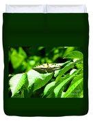 Wildlife Scenes #4 Duvet Cover