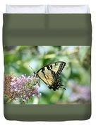 Eastern Tiger Swallowtail 2 Duvet Cover