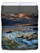 Ebb And Flow II Duvet Cover