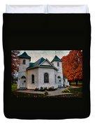 Ebenezer United Methodist Church Duvet Cover