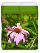 Echinacea 16-02 Duvet Cover