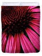 Echinacea IIi Duvet Cover