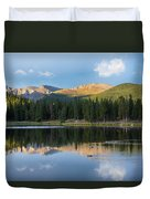Echo Lake 6 Duvet Cover