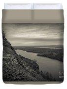 Echo Lake Duvet Cover