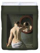 Eckersberg: Nude, C1837 Duvet Cover