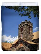 Eckert Colorado Presbyterian Church Duvet Cover