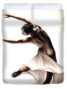 Eclectic Dancer Duvet Cover